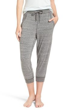 IVY PARK® Heathered Capri Sweatpants available at #Nordstrom