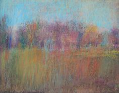 Oil Pastel Contemporary Abstract Painting by door VLADIMIRFROLOV, $69.00