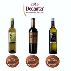 Los vinos de Bodegas Castelo de Medina logran tres Medallas de Bronce en los Decanter World Wine Awards 2015, - A FUEGO LENTO