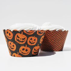 Halloween Cupcake Wrappers Are Frightfully Cheap!