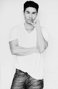 NeilJou.com #allwhite #clean #men #modeling #photographer #photography