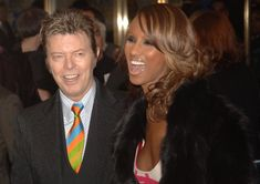 "David Bowie Photo - Broadway Opening Of ""The Color Purple"" - Arrivals"