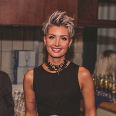 Coolest Short Pixie Cuts and Hairstyles Trends in Trendy hairstyles and colors Women hair colors; Hairstyles 42 Coolest Short Pixie Cuts and Hairstyles Trends in 2019 Short Pixie Haircuts, Short Hairstyles For Women, Cool Hairstyles, Short Hair Cuts For Women Over 40, Short Pixie Cuts, Messy Pixie, Short Sassy Hair, Short Bobs, Gorgeous Hairstyles