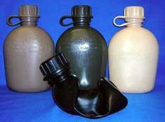 1 Quart Collapsible Canteen -- Barre Army/Navy Store Online Store