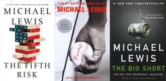 'The Fifth Risk' Author Michael Lewis on Research, Immersive Nonfiction & Idea Generation The Scottish Play, The Blind Side, The Big Short, Writing Genres, Michael Lewis, Writers And Poets, Nonfiction, Book Worms, Books To Read