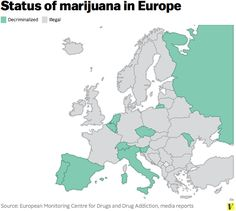 Europe's laws for marijuana aren't much more liberal - Vox