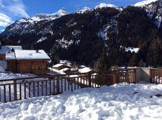 Location Appartement en chalet Valfréjus : appartement chaleureux et confortable…