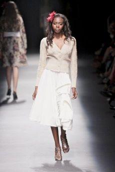 Phelora Elle runway - South African fashion week