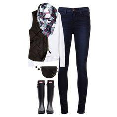 Black, white & plaid
