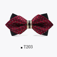 Men's Bow Tie   Butterfly Knot Fashion Bow Tie for Men. Perfect for a special occasion. Great fit for bridegrooms businessmen, wedding party, club, banquet or anniversary. *Imported. *Notice: Do not b