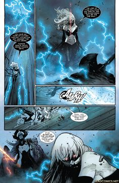 The Unworthy Thor (2016-) 4 Page 8