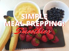 Whether you eat smoothies because their healthy or because they're just plain delicious, you...