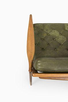 Ib Kofod-Larsen Kandidaten sofa by OPE at Studio Schalling