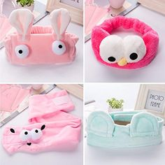 Apparel Accessories Bright Fashion 1pc Women Lady Cute Cat Ear Design Hairbands Girls Lovely Headbands Rabbit Ear Fleece Kids Hair Accessories A10 Girl's Accessories