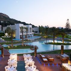#Earlycoctails by the pool before your night walk in #Rodostown!!  Enjoy your summer vacations in Rodos Palace Hotel!!  www.rodos-palace.com