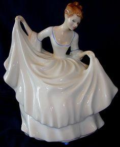 "Royal Doulton bone china (porcelain) figurine ""Pamela"""