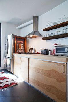 Amy & Corey's Industrial Eco Kitchen — Kitchen Spotlight