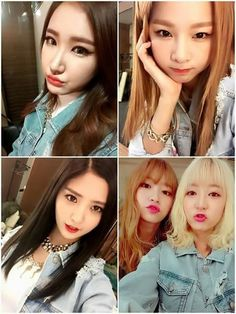 """After months of meteoric success, EXID has finally received their first paycheck for their efforts. After months of meteoric success, EXID has finally received their first profits for their efforts with """"Ah Yeah"""" and """"Up & Down. Kpop Girl Groups, Korean Girl Groups, Kpop Girls, Exid Kpop, Asian Fashion, Girl Fashion, Valentine Cupid, Hani, Asia Girl"""