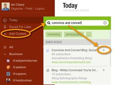 3 Tools to Help You Discover and Share Great Content | Social Media Examiner