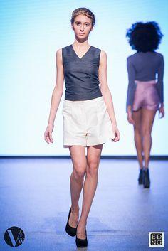 Lozena Design runway show @ Vancouver Fashion Week s/s 2015