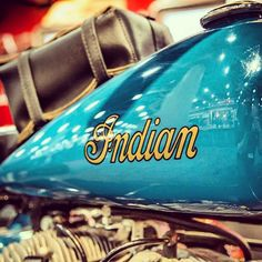 Indian Motorcycle Just love the angle of this pic!