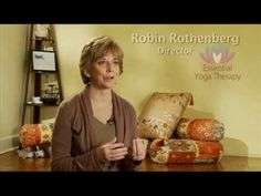 Essential Yoga Therapy's Robin Rothenberg: A brief introduction to yoga therapy #EYTyoga