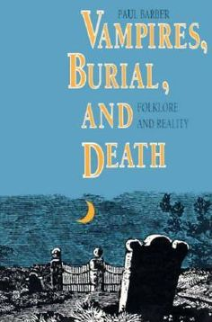In this engrossing book, Paul Barber surveys centuries of folklore about vampires and offers the first scientific explanation for the origins of the vampire legends. From the tale of a sixteenth-century shoemaker from Breslau whose ghost terrorized everyone in the city, to the testimony of a doctor who presided over the exhumation and dissection of a graveyard full of Serbian vampires, his book is fascinating reading