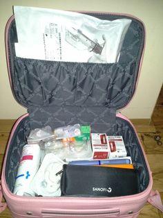 podstawowy pakiet wyjazdowy