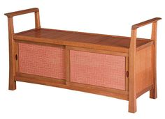 Чистка хранения Bench - Галерея читателя - Изысканные Деревообработка