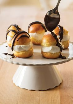 Gluten Free Cream Puffs - Gluten-Free on a Shoestring