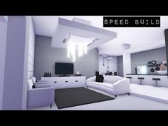Simple Bedroom Design, Unique House Design, Baby Room Design, My Home Design, Home Design Plans, Home Roblox, Futuristic Home, Cute Room Ideas, How To Make Bed