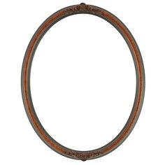 Victorian Frame Company - Contessa Oval Frame