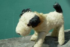 old toy dog by Bonito Club, via Flickr