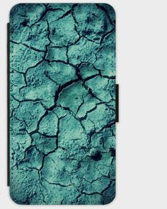 "Flip-Case ""BlueSeries"" von Zierrat auf DaWanda.com"