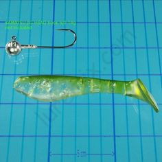 Pike Killer Lure Soft Lure, Pike Fishing, Spin, Color, Colour, Colors