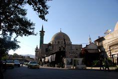 Damascus - Sinan Pasha Mosque | von zishsheikh