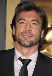 Javier Ángel Encinas #Bardem  born 1 March 1969 in Las Palmas de Gran Canaria, Spain), is an actor. In 2007, he won the Academy Award for Best Supporting Actor for his role as psychopathic assassin Anton Chigurh in No Country for Old Men. He has also garnered critical acclaim for roles in films such as Jamón, jamón, Carne trémula, Boca a boca, Los Lunes al sol and Mar adentro.