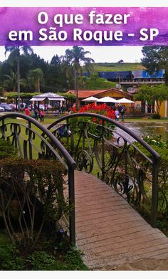 Dicas, restaurantes, passeios e atividades para fazer em São Roque, no interior de São Paulo. A cidade é charmosa e oferece diversas opções!