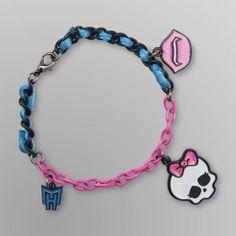 FREE Monster High Girls Bracelet Monster High Party Supplies, Girl Empowerment, Shopping Hacks, Black Girl Magic, Girl Power, To My Daughter, Charmed, Personalized Items, Bracelets