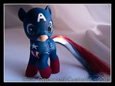 marvel pony custom - Google Search