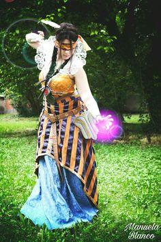 Philippa eilhart cosplay, The witcher 3  PH: Davide ederle,  Cosplayer: Manuela blanco