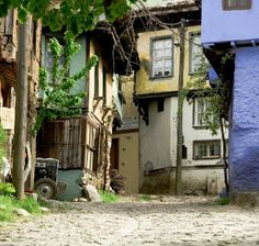 Tirilye, a small town near Bursa located on the southern coast of the Marmara Sea