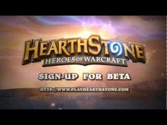 Hearthstone Heroes of Warcraft - Cinematic Trailer - YouTube