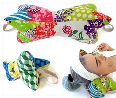 Relaxing, Therapeutic Neck Pillows-A Fan Favorite!   Sew4Home