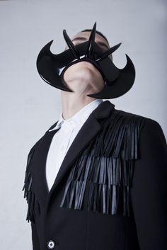 KOKON TO ZAI AW13-14  Photography: Stelios Kallinikou  Sculptured Head pieces: Rein Vollenga