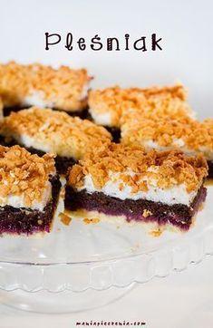 Pleśniak (Kruszaniec) Homemade Pastries, Tart, Cereal, Cooking Recipes, Cookies, Baking, Breakfast, Polish, Food