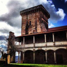 Castelo de Monterrei (Ourense)