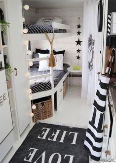 15+ Cute Bedroom Interior Ideas for Camper