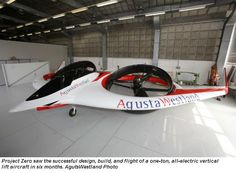 """New images of the weird, futuristic """"Project Zero"""" All-Electric Tilt Rotor unmanned aircraft released Electric Aircraft, Light Sport Aircraft, Flying Vehicles, Flying Drones, Experimental Aircraft, Flying Car, Futuristic Cars, Futuristic Technology, Futuristic Vehicles"""