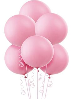 Birthday Theme Seasonal Party Goods City BalloonsPink
